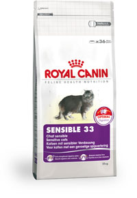 royal canin sensible 33 katze du. Black Bedroom Furniture Sets. Home Design Ideas